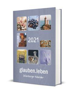 glauben.leben 2021 | Buchausgabe Dillenburger Kalender