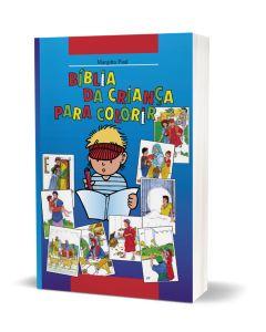 Kinder-Mal-Bibel - Portugiesisch