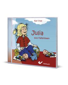 Julia aus Haferkleen - Hörbuch / CD   CB-Buchshop