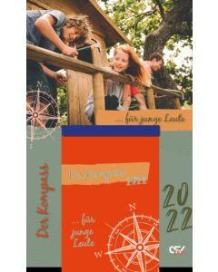 Der Kompass - Abreißkalender 2021