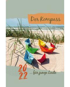 Der Kompass - Buchkalender 2021