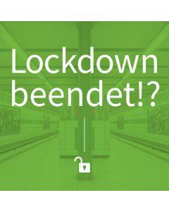 304657 - Lockdown beendet