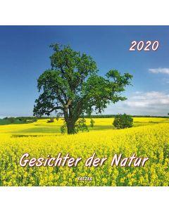 Gesichter der Natur 2020