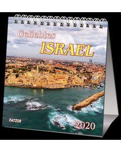 Geliebtes Israel 2020 - Tischkalender