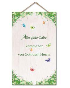 3538 Wandbild Alle gute Gabe - Kollektion Reuter