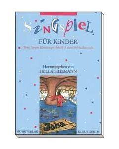 Jona - Singspiel - Liederheft, Hella Heizmann