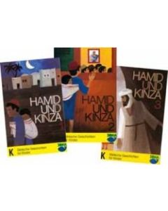 Hamid und Kinza - Vol. 1-3