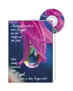 CD-Card: Manchmal brauchst du einen Engel - Trauer