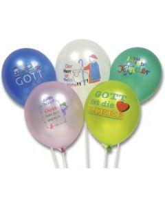Luftballons, 25er Pack