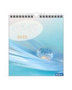 Leben für Dich 2022 - Albanisch Postkartenkalender
