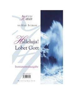 Halleluja lobet Gott - Instrumentalausgabe
