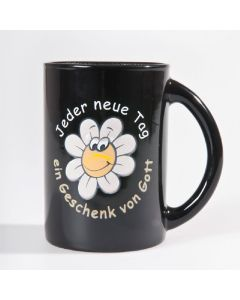 """Kaffeebecher """"Jeder neue Tag"""""""