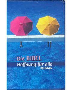 """Bibelhülle Hoffnung für alle  """"Summer Edition"""""""