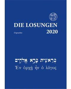 Losungen in der Ursprache 2020