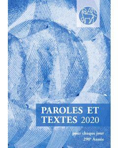 Losungen 2020 - französisch