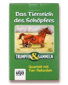 """Quartett """"Tierreich des Schöpfers"""""""