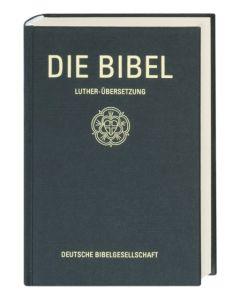 Luther 84 Standardausgabe mit Apokryphen schwarz