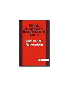 Grundzüge des Neuen Testaments, Bd. 4