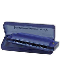 Mundharmonika - Blau