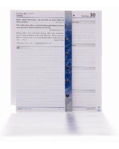 tempus. 365/2 WT Kalendarium mit Losungen 2020 - weiß