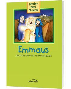 Emmaus - Liederheft