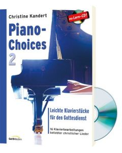 Piano-Choices 2, Christine Kandert