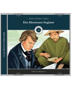 Ein Abenteuer beginnt (4) - MP3-Hörbuch, Daniel Kopp (Sprecher), Catherine Mackenzie