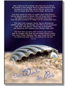 Postkarten: Das Wunder der Perle 1x12