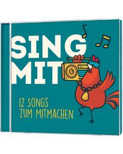 Sing mit - CD - 12 Songs zum MItmachen | CB-Buchshop