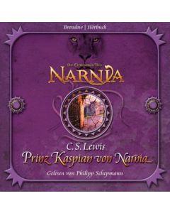 """Prinz Kaspian von Narnia - Fantasy-Edition"", Clive S. Lewis"