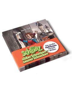 Der Schlunz - Süßer Schrecken - saurer Schrecken (10-er Pack): Die große Halloween Verteilaktion