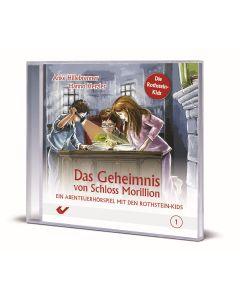 Das Geheimnis von Schloss Morillion (1) - Die Rothstein-Kids | CB-Buchshop