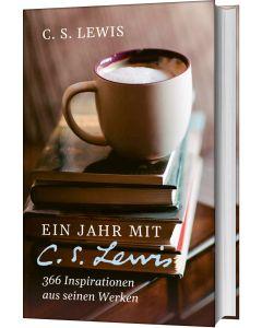 Ein Jahr mit C.S. Lewis - 366 Inspirationen aus seinen Werken (Andachtsbuch)
