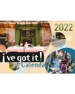Ich habs! Kalender 2022 ENGLISCH