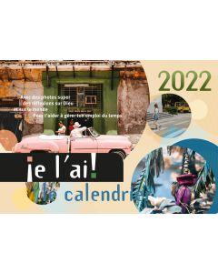 Ich habs! Kalender 2022 FRANZÖSISCH