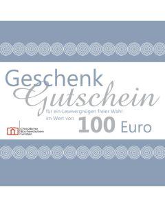 Geschenkgutschein über 100 € (Karte)