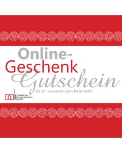 Online- Geschenkgutschein über 10 €