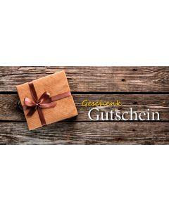 Geschenkgutschein über 50 € (Karte)