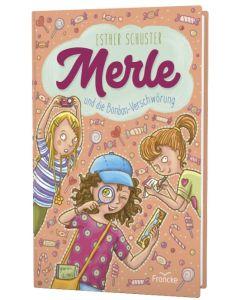 ARTIKELNUMMER: 332209000  ISBN/EAN: 9783963622090 Merle und die Bonbon-Verschwörung Esther Schuster (Autor)