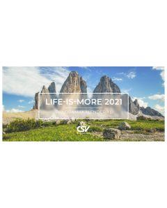 Panoramakalender XL 2021