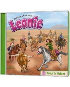 Leonie (24) - Camp in Gefahr - CD | CB-Buchshop