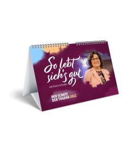 So lebt sich´s gut mit Doris Schulte  Der Schatz der Tugend 2022