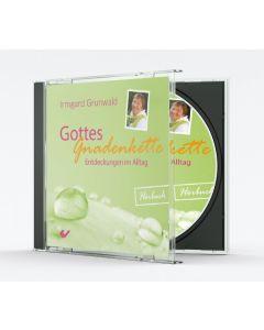 Gottes Gnadenkette - Hörbuch / CD - Irmgard Grunwald   CB-Buchshop